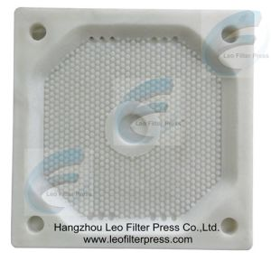 Leo Filter Press Filtration Filter Plate pictures & photos