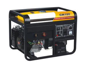 5kw Portable Open Type Diesel Welding Generator for Home Use with Ce/CIQ/ISO/Soncap Approval pictures & photos