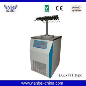 Vertical Type Instant Coffee Freeze Drying Equipment pictures & photos