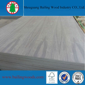 Natural Black Walnut Wood Veneer MDF