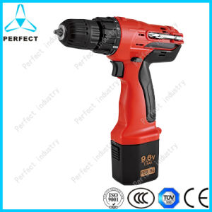 9.6V Ni-CD Battery DC Cordless Drill pictures & photos