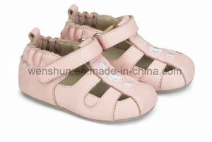 Baby Leather Shoes Ty7244 pictures & photos