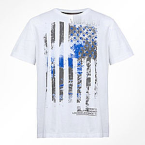 Custom Nice Cotton Printed T-Shirt for Men (M083) pictures & photos