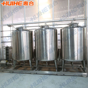 Dairy Beverage Industry Cleaning System Cip pictures & photos