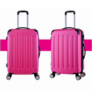 Hot Sale High Quality Aluminum Frame ABS Luggage pictures & photos