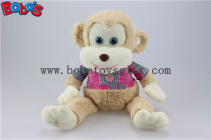 CE Approved Super Soft Stuffed Monkey Animals with Pink T-Shirt Bos1162 pictures & photos