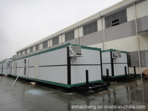 20ft Modified Container Accommodation with Sled pictures & photos