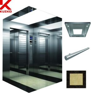 Machine Room Business Lift with Ce and Eac Certificate pictures & photos