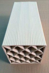 150X150X350mm 5holes Ceramic Exchanger Honeycomb Ceramic Heater for Rto pictures & photos
