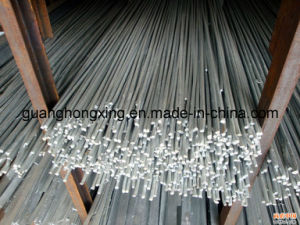 Round Steel Used for Rebar and Bolt