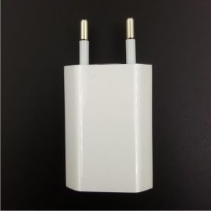 EU Mobile Phone Charging for iPhone5/6/7 USB Charger Adapter pictures & photos