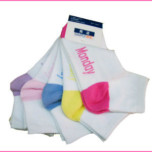 Women Sport Cotton Socks (dabuH001)