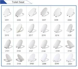Soft Closed U Shape Toilet Seat Duroplast pictures & photos