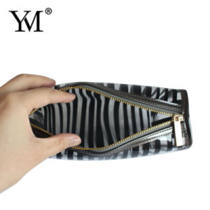Customized Printing Wholesale Fashion Best Selling PVC Cosmetic Bag pictures & photos