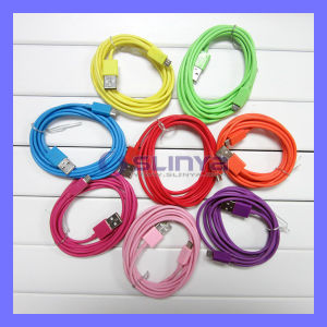 Micro USB Data Sync Charge Cable for Samsung Galaxy S4 I9500 Note 2 (CABLE-419) pictures & photos