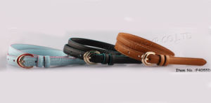 2017 Fashion PU Belt for Lady (F4055D) pictures & photos