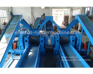 Fine Quality Rubber Machinery Crusher for Rubber Powder Making pictures & photos