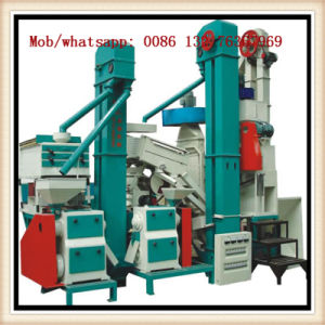 Manufacture of Grain Processing Machinery Rice Mill pictures & photos