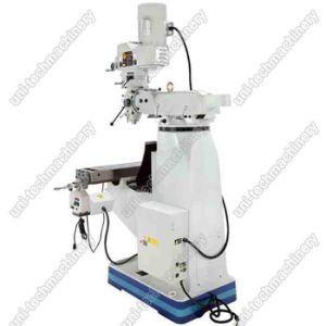 High Precision Universal Turret Milling Machine (X6325D) pictures & photos