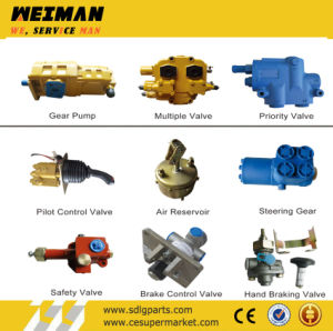 Good Price for Sdlg Wheel Loader Hydraulic System Spare Parts pictures & photos