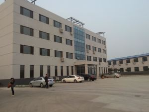 Prefabricated Light Steel Structure Office Building (KXD-72) pictures & photos