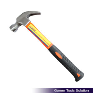 American Type Claw Hammer with Fiberglass Handle (T05139) pictures & photos