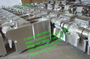 Vegetable Shapes Cutter/Vegetable Slicing Machine/Cube Cutting Machine pictures & photos