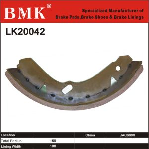 High Quality Brake Shoes (LK20042) for JAC pictures & photos