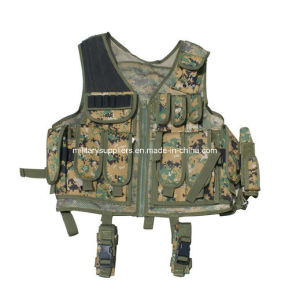 (1144) Digital Camouflage Tactical Vest pictures & photos