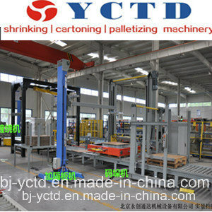 Automatic Mechnical Palletizer for Beverage Production Line (YCTD-YCMD40) pictures & photos