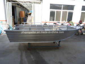 Aluminum Alloy Material for 3.7 Meter in Big Sea pictures & photos