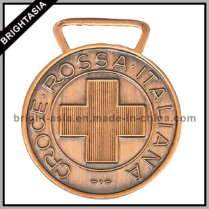 Metal Medals for Sports/Cross Souvenir Metal Medal (BYH-10847) pictures & photos