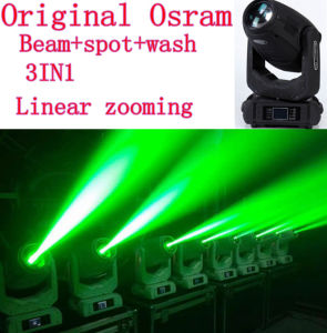 Moving Head 280W Spot Beam Moving Head Light pictures & photos