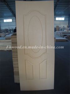 Ash Veneered Door Skin pictures & photos