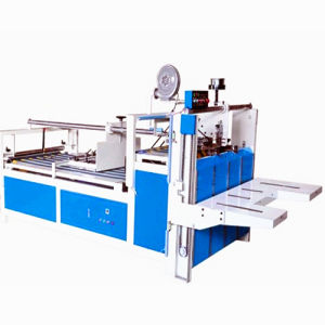 High Speed Semi-Automatic Carton Folder Gluer Machine pictures & photos