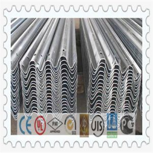 Corrugated Safety Metal Galvanized Aashto M180 Guardrail pictures & photos