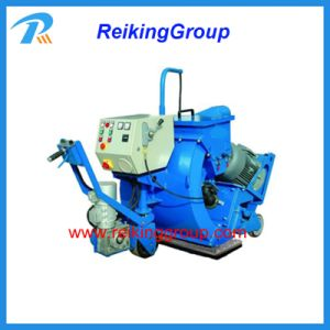 Portable Mobile Concrete and Steel Plate Surface Shot Blasting Machine pictures & photos