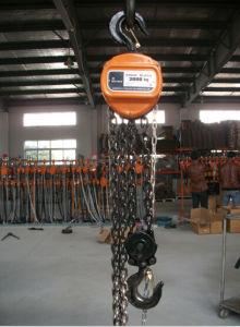 Ck Type Chain Pulley Block Chain Hoist Hangzhou Manufcture