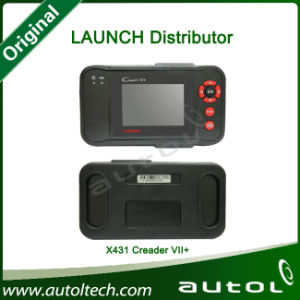 [Launch Authorized Distributor] Launch X431 Scanner, Launch Creader 7+ Professional Creader VII+ Same Function with CRP123 pictures & photos