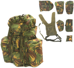 Personal Load Carrying Equipment Backpack pictures & photos