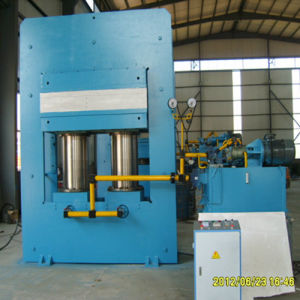 China Supplier Plate Press Vulcanizer/Rubber Machinery pictures & photos