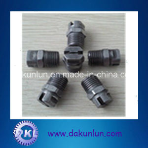Stainless Steel Water Spray Nozzle High Pressure
