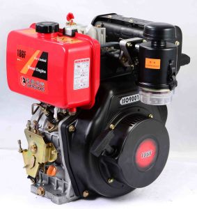 10HP Air Cooled Diesel Engine (D186F) pictures & photos