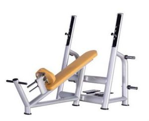 Ce Approved Gym Used Commercial Incline Bench (luxury) AG-9825