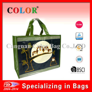 Double Sides Laminated PP Woven Bags Sedex 4p Approved