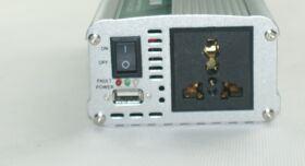 500W DC12/24V AC110/220V Car Power Inverter (QW-500MUSB) pictures & photos