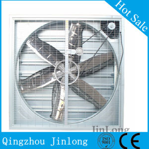 Wall Mounted Exhaust Fan with Centrifugal Shutter for Poultry House pictures & photos
