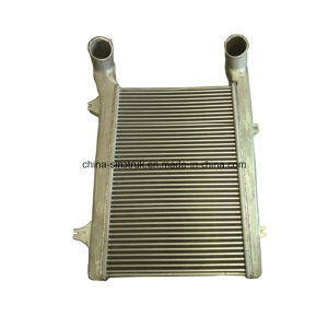 Hot Sale Original Aluminum Intercooler of Iveco 500327872 41218267