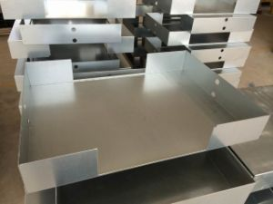 Custom Galvanized Steel Fabrication with Good Price pictures & photos