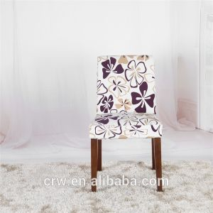 Rch-4069-3 Upholstery Floral Fabric Dining Chair pictures & photos